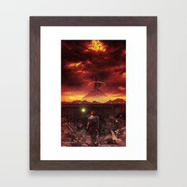 Lead the Way - Variant Framed Art Print