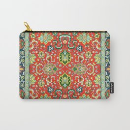 Persian Rug Carry-All Pouch