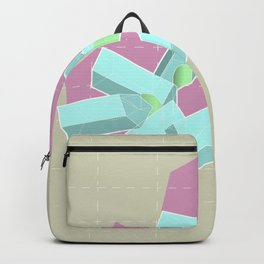Indifferent Domesticity Backpack