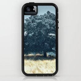 never alone iPhone Case