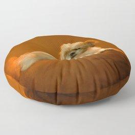Shih Tzu Floor Pillow