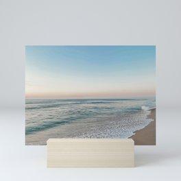 summer morning Mini Art Print