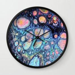 Bang Pop Dot 14 Wall Clock