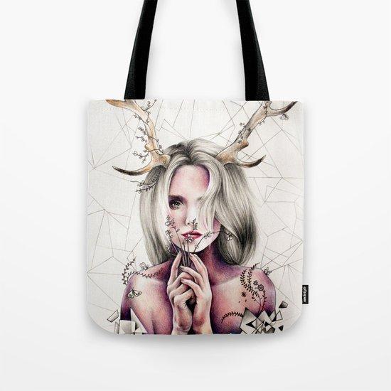 The Antlers  Tote Bag