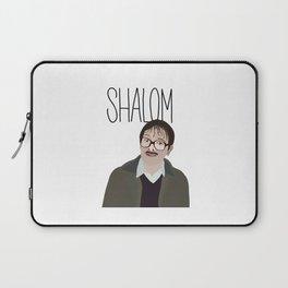 Jim Friday Night Dinner Shalom Jackie Laptop Sleeve