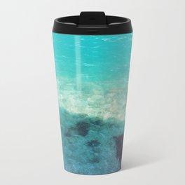 Mediterranean Sea Metal Travel Mug