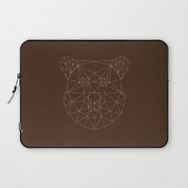 Poly-Bear Laptop Sleeve