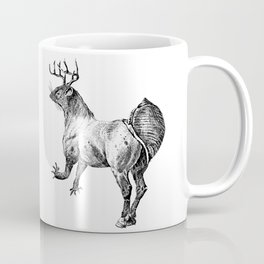 Deer shell Coffee Mug
