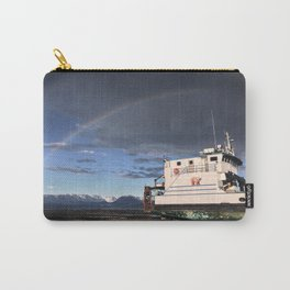 Homer, Alaska Carry-All Pouch