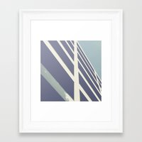 building Framed Art Prints featuring building by dv7600