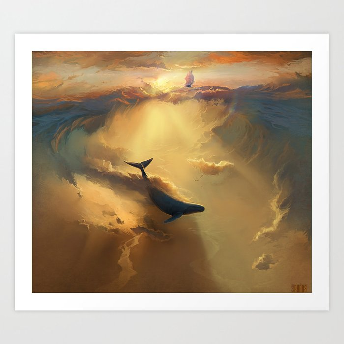 Infinite Dreams Art Print