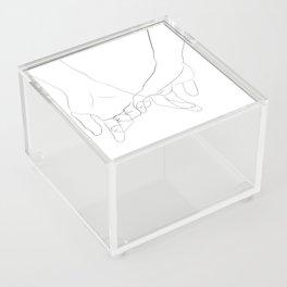 promesse Acrylic Box