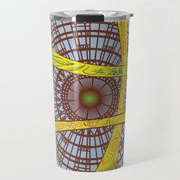 Deep of Agamotto Eye Travel Mug