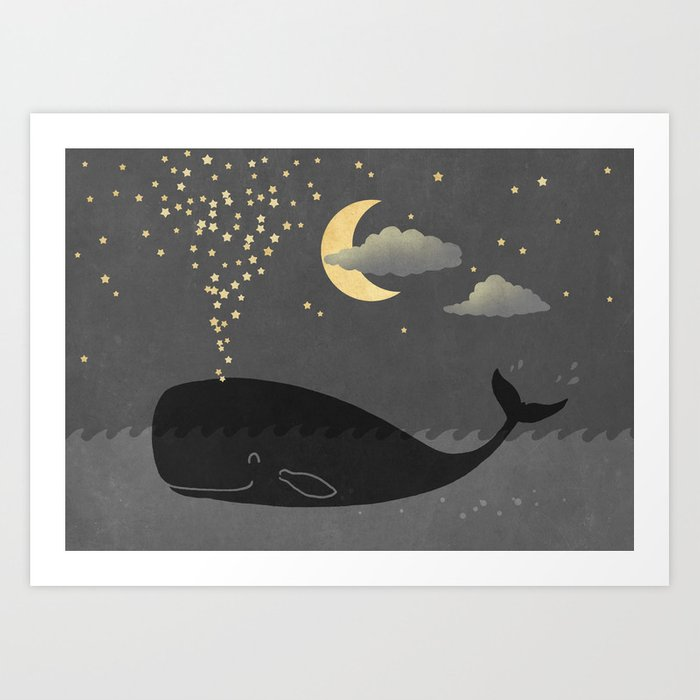 Starmaker - colour option Art Print