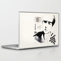 exo Laptop & iPad Skins featuring Love Me Right - Suho by putemphasis