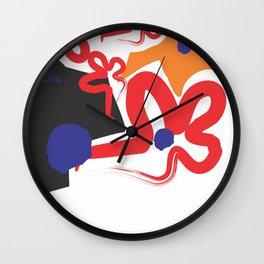 Nature #Fowers #Petals Wall Clock