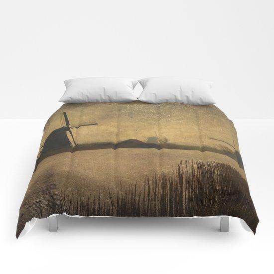 Kinderdijk Comforters
