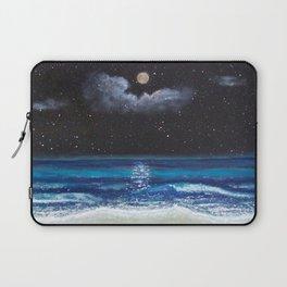 Bayside Beach Walk Laptop Sleeve