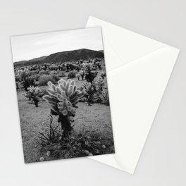 Cholla Cactus Garden V Stationery Cards