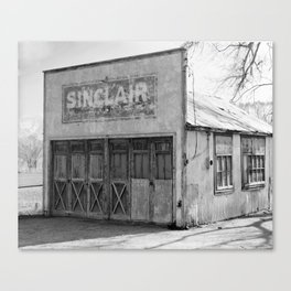 Sinclair Canvas Print