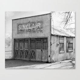 Sinclair Canvas Print