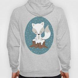 WINTERLAND FOX Hoody