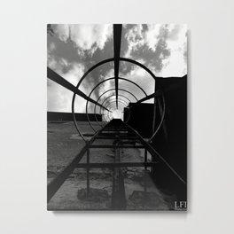 Stairway Metal Print