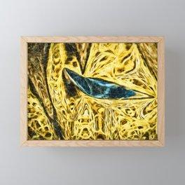 High Heel Framed Mini Art Print