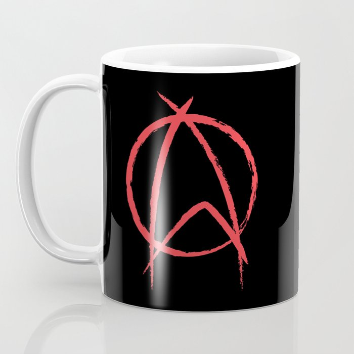 Federation Anarchy Coffee Mug