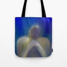 Sorrowful abstract Tote Bag