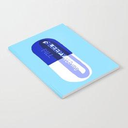 Sleepy Pill Notebook