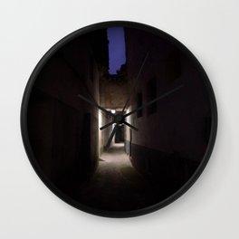 012 Wall Clock