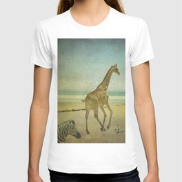 Waiting for Noah´s ark T-shirt