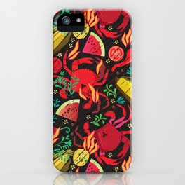 Grilled iPhone Case