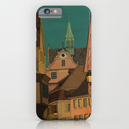 Evening iPhone & iPod Case
