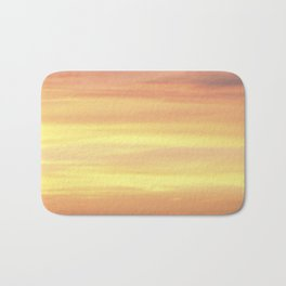 Colors of the Sun Bath Mat