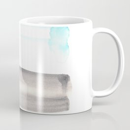 Cool as Ice |watercolour painting |minimalist watercolor Coffee Mug