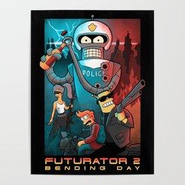 Futurator 2 Poster