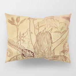 Prehistoric Offerings Pillow Sham