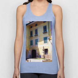 Egna, South Tryol, Italy Unisex Tank Top