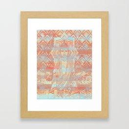 Buddha03 Framed Art Print