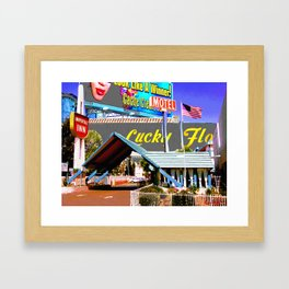 Look Like A Winner! (Oakland), 2014 Framed Art Print