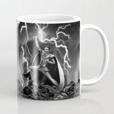 Tesla: God of Thunder Mug