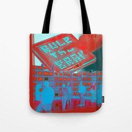 rule the brain Tote Bag