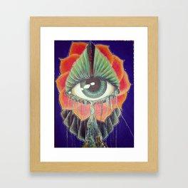 Eyeyeye Framed Art Print