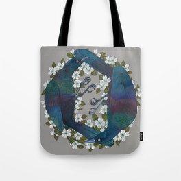 Grackels Tote Bag