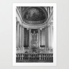 VERSAILLES IV Art Print