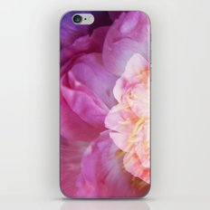 Peony Abstractions iPhone & iPod Skin