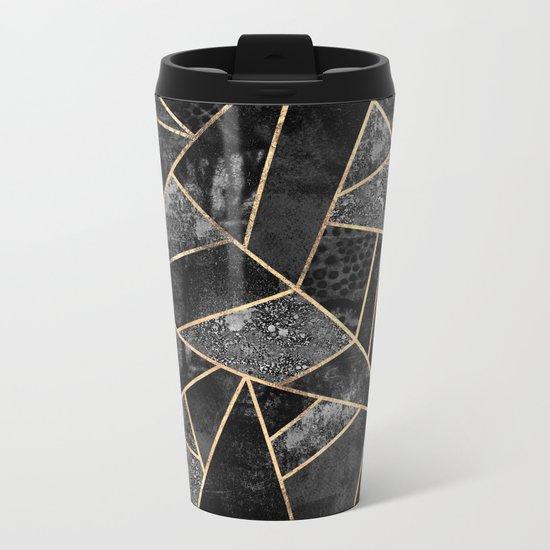 Black Stone 2 Metal Travel Mug