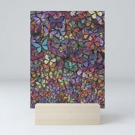 butterfly phantasm Mini Art Print